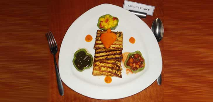 Mango Yammy's Choice Recipe @TheRoyaleIndia