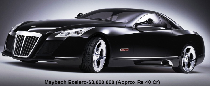 Maybach Exelero - Super Car @TheRoyaleIndia