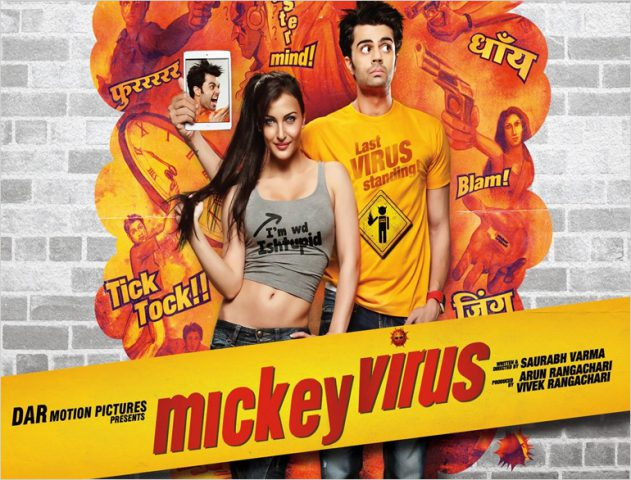 Mickey Virus film release @TheRoyaleIndia