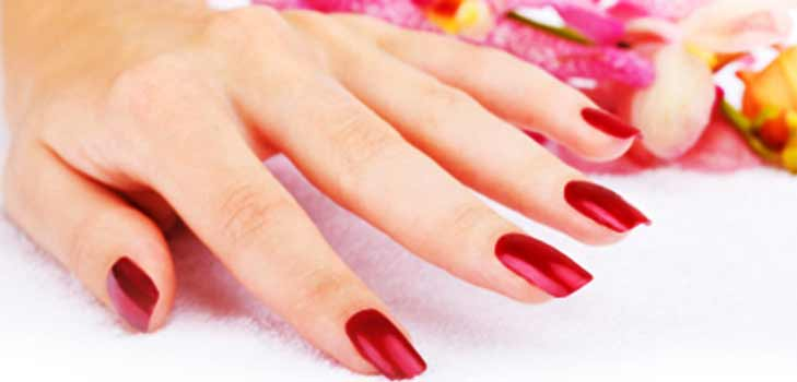 Red Alert with Red Nail Paint @TheRoyaleIndia