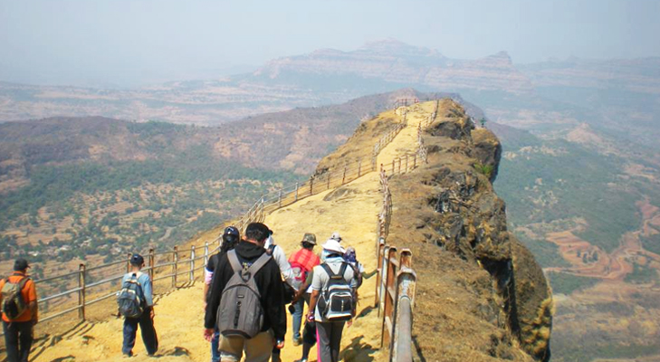 Takmak Tok at Raigad Fort @TheRoyaleIndia