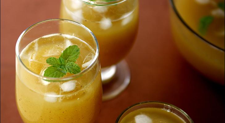 Mango Panna Recipe @TheRoyaleIndia