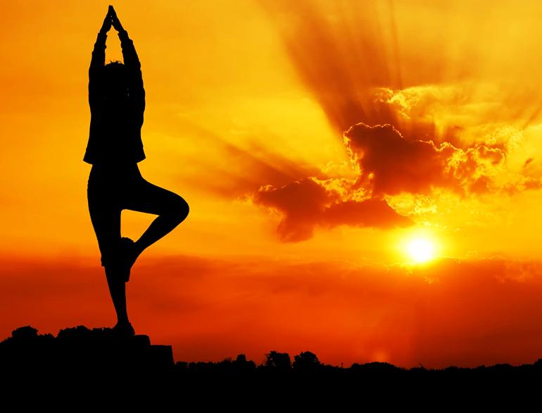 Salutation to Sun God @TheRoyaleIndia