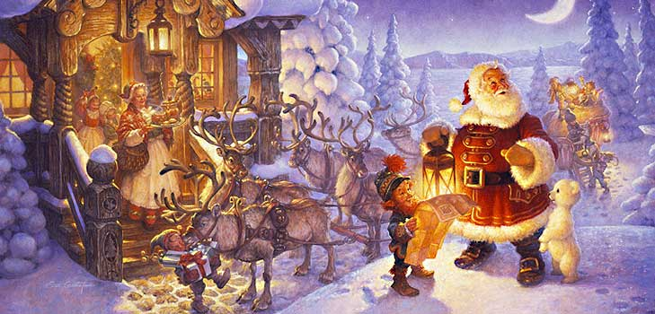 Santa North Pole – Place That Should Exist @TheRoyaleIndia