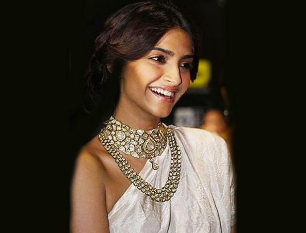 Jewellery for all occasion worn by Sonam Kapoor @TheRoyaleIndia