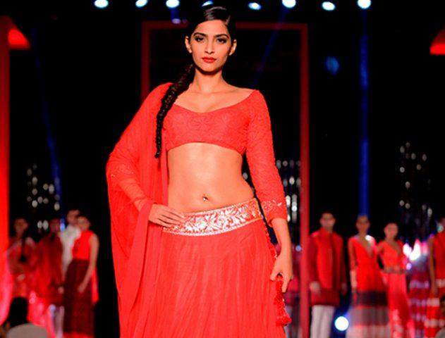 Sonam Kapoor @TheRoyaleIndia