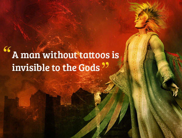 The Tattoo Story @TheRoyaleIndia