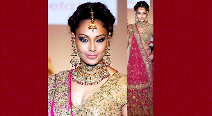 Team-up the jewelery like Bipasha Basu for Diwali @TheRoyaleIndia