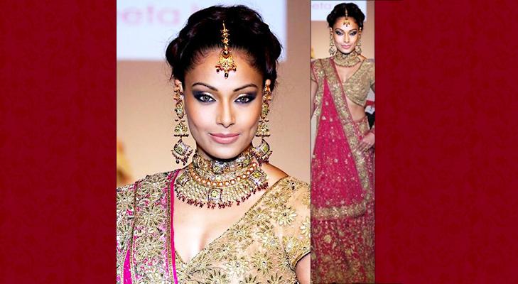 Team-up the jewelery like Bipasha Basu for Diwali @TheRoyaleIndia