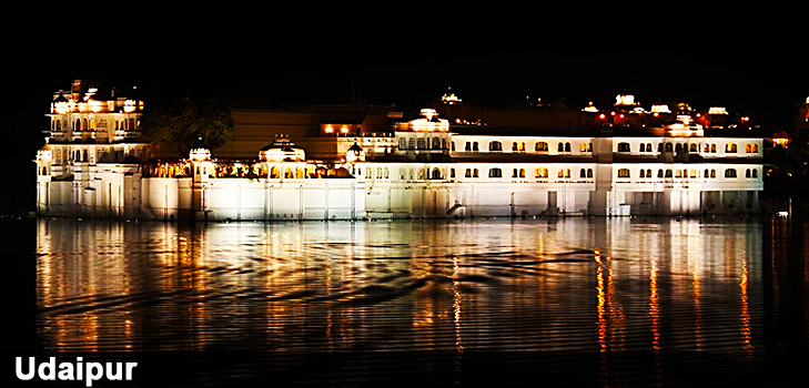 Udaipur City of Lakes @TheRoyaleIndia