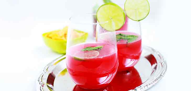Watermelon Summer Coolers Recipe @TheRoyaleIndia