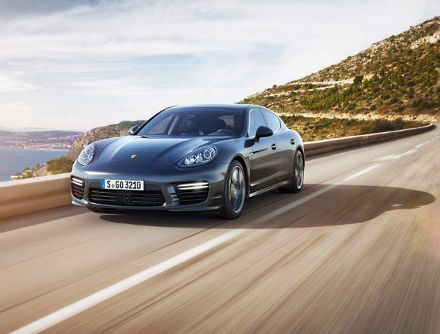 2014 Porsche Panamera Turbo S @TheRoyaleIndia