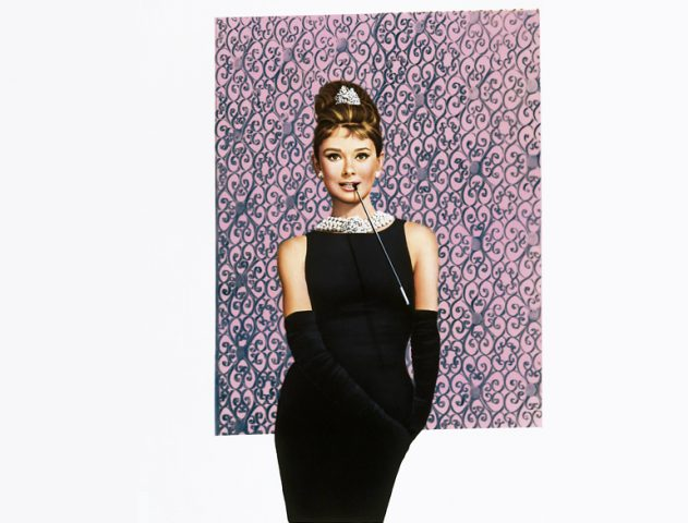 Audrey Hepburn with Bouffant Hair-Style @TheRoyaleIndia