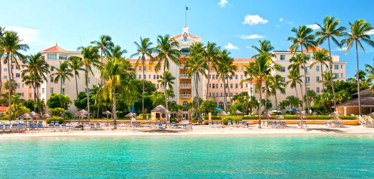 British Colonial Hilton Nassau, Bahamas where James Bond movie was shot @TheRoyaleIndia