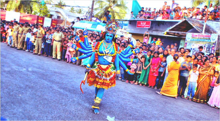 Vibrant Cochin Carnival in December @TheRoyaleIndia