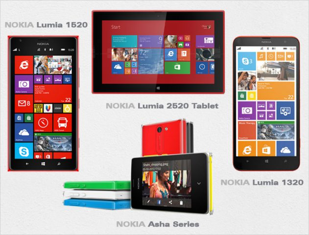 New Nokia Smartphones @TheRoyaleIndia