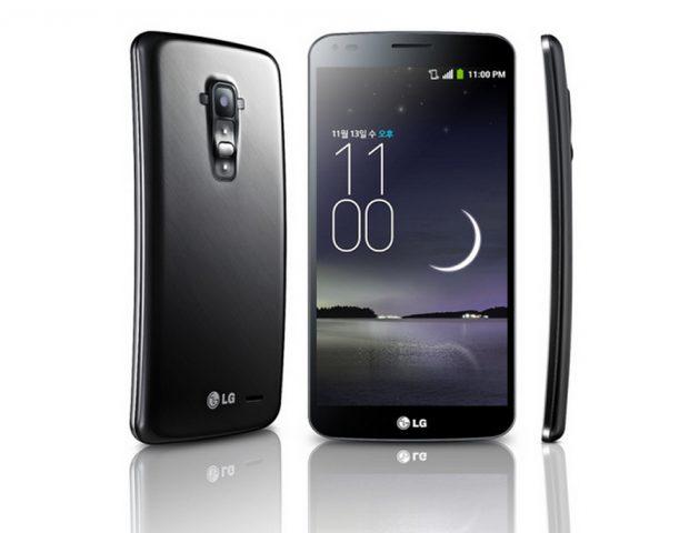 New LG G Flex @TheRoyaleIndia