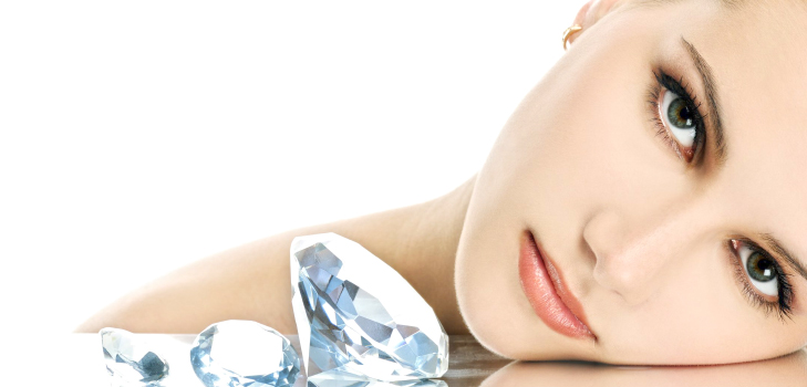 Diamond Facial Treatment @TheRoyaleIndia