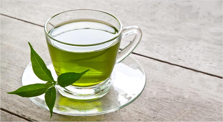 Green Tea @TheRoyaleIndia