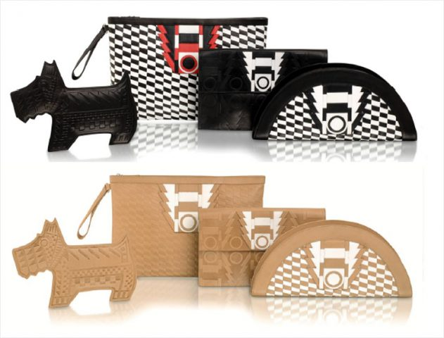 Radley clutch bags designed by Holly Fulton @TheRoyaleIndia