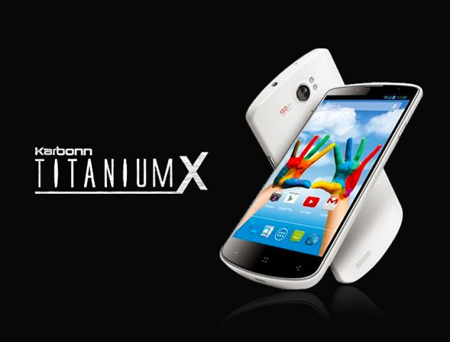 Upcoming Karbonn Titanium X @TheRoyaleIndia