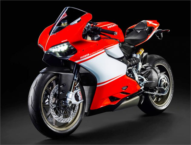 Ducati's limited edition Superleggera 1199 @TheRoyaleIndia