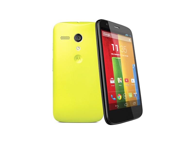 Brand New Motorola Moto G @TheRoyaleIndia