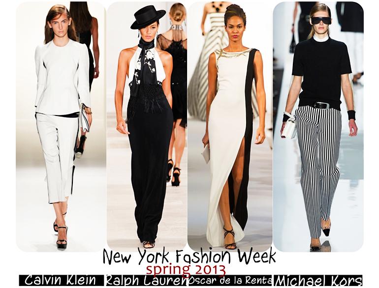 New York Fashion Week Spring 2013 @TheRoyaleIndia