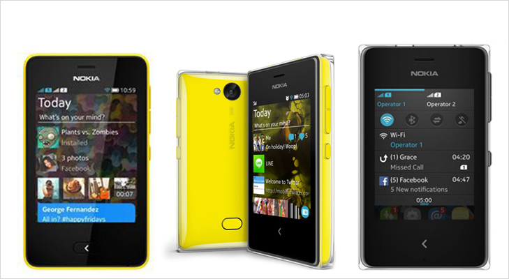 New Nokia Asha Series @TheRoyaleIndia