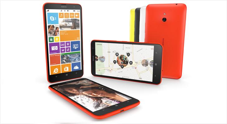 Nokia Lumia 1320 @TheRoyaleIndia