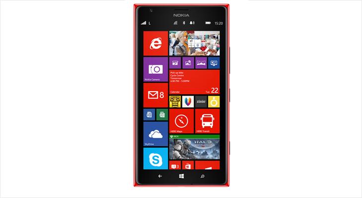 Nokia Lumia 1520 @TheRoyaleIndia
