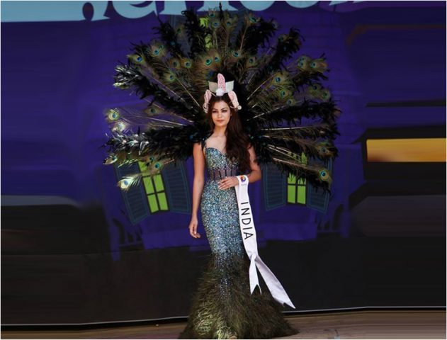 Srishti Rana- Miss Asia Pacific 2013 @TheRoyaleIndia