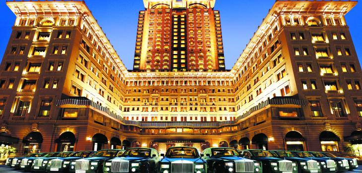 The Peninsula, Hong Kong where James Bond movie was shot @TheRoyaleIndia