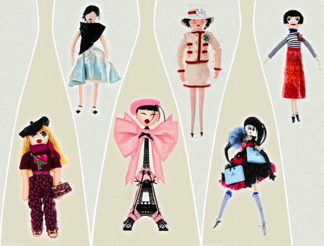 Designer Dolls for UNICEF @theroyaleindia