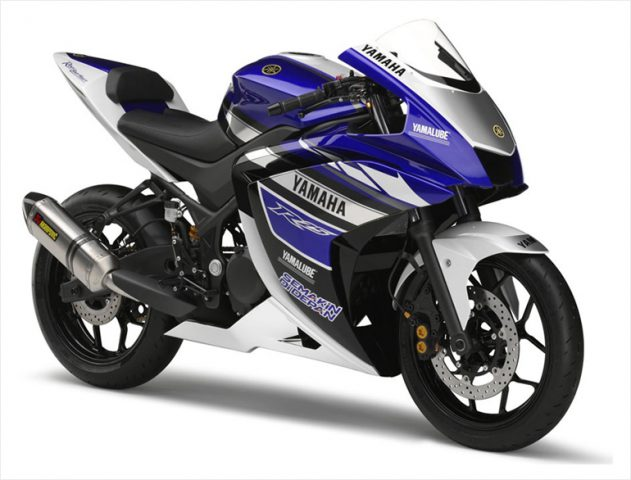 The Upcoming Yamaha YZF-R25 @TheRoyaleIndia