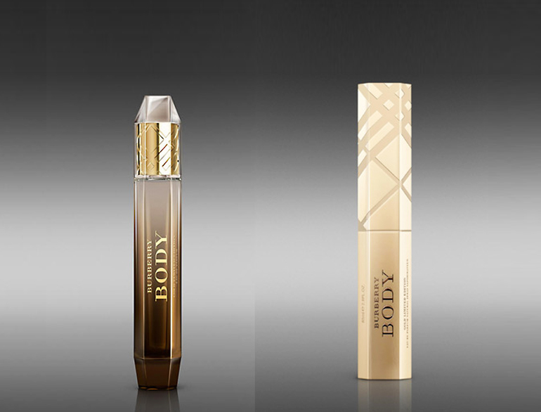 Limited Edition Burberry Body Fragrance @theroyaleindia
