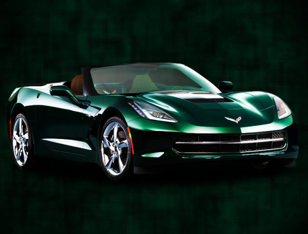 Chevrolet launches premiere edition of Corvette Stingray convertible @theroyaleindia