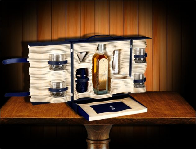 Diageo Limited Edition Whiskey @TheRoyaleIndia