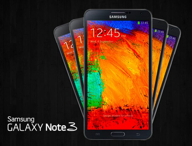 Hands on the impressive Samsung Galaxy Note 3 @TheRoyaleIndia