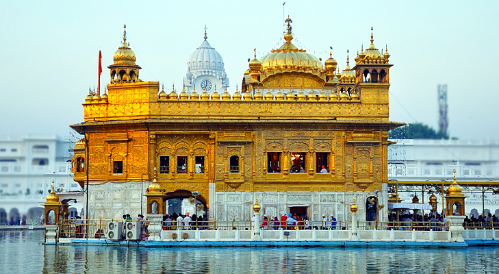 Golden Temple Amritsar @TheRoyaleIndia