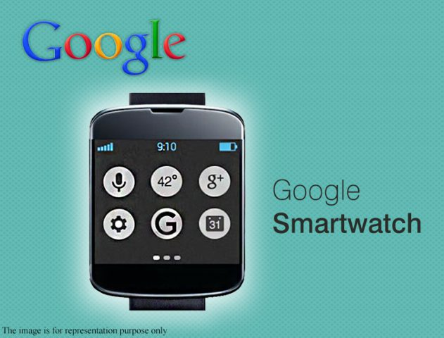 Smart Watch from Google @TheRoyaleIndia