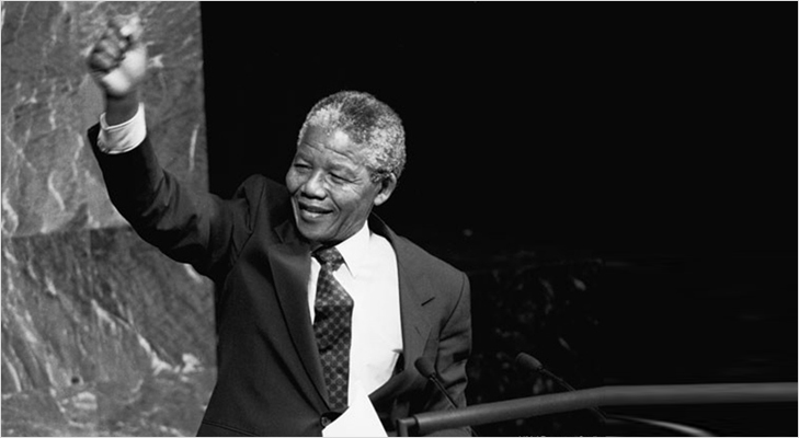 Nelson Mandela as greatest hope for South Africa @theroyaleindia