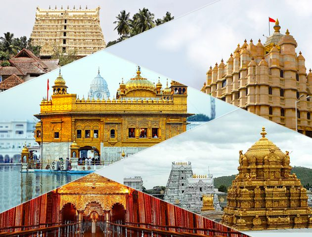India the land of rich temples @TheRoyaleIndia