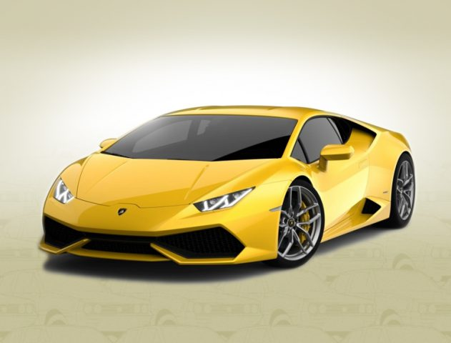 Lamborghini Huracan LP 610-4 @theroyaleindia