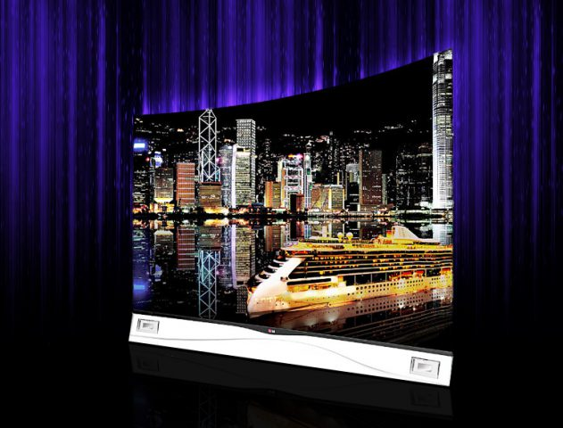 LG Curved OLED TV comes to India @TheRoyaleIndia
