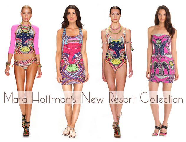 Mara Hoffman's New Resort Collection @theroyaleindia