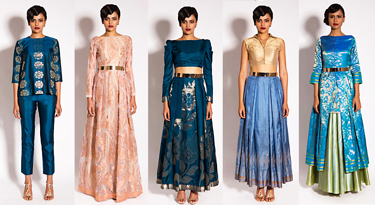 Get trendy with Neeta Lulla designs @TheRoyaleIndia