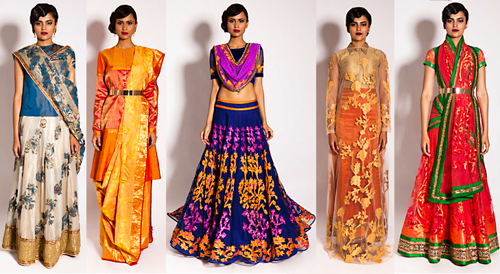 Up your style quotient with Neeta Lulla designs @TheRoyaleIndia