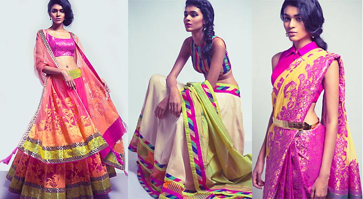 Neeta Lulla designer wear @TheRoyaleIndia
