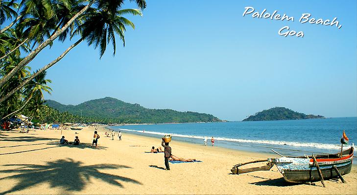Palolem Beach, Goa @theroyaleindia